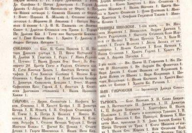Учениците, които сами даряваха за отпечатване на учебниците си